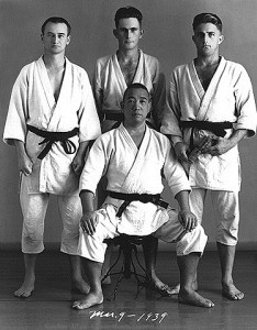 SGm Okazaki with Black Belts